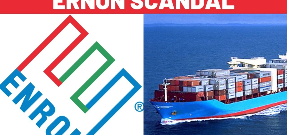 Enron in shipping